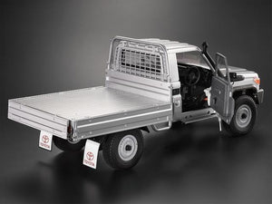 Truck Bed Set incl 3 Movable Sides  Hard Plastic 1/10 Toyota Land Cruiser 70
