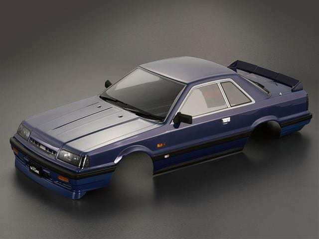 1/10 Nissan Skyline (R31)  Finished Body Blue(Only one in stock)