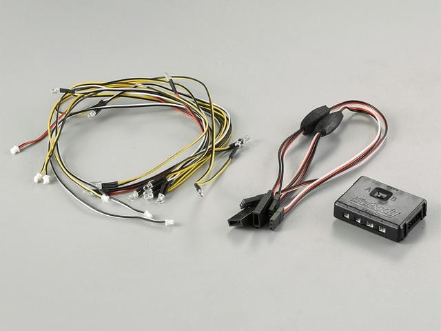 LED Unit Set w/Control Box 13 LEDS