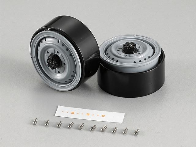 Aluminum Alloy Wheel 1.68 inch