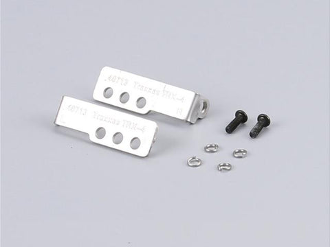 Bumper Connecting Parts (Stainless Steel) for Traxxas TRX-4 chassis