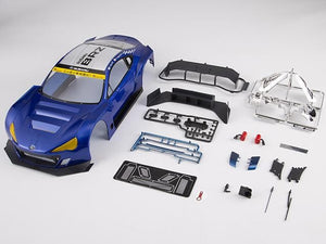 SUBARU BRZ R&D SPORT Semi-finished Body Blue (Painted/Decaled)
