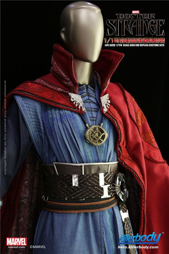 1:1 Doctor Strange Wearable Suit( Pre order)