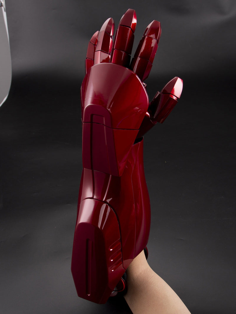 Wearable Left Arm & Palm  1:1 Iron Man MK7( Only 3 in stock)