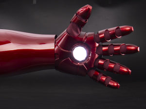 Wearable Left Arm & Palm  1:1 Iron Man MK7