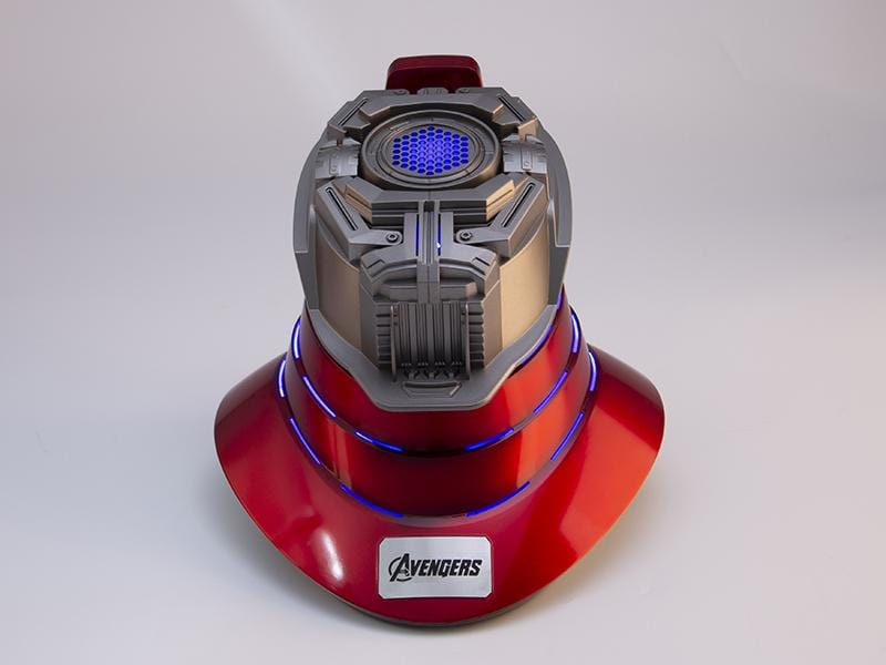 1:1 Iron Man MK7 Helmet Base w/dual speakers & blue light systems( Pre-order)