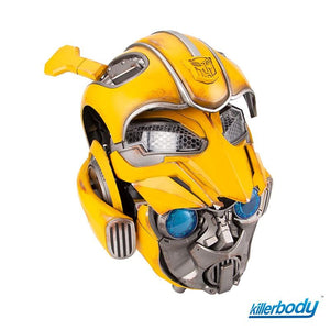 High-end Wearable Helmet w/Speaker Bumblebee  Chinese Voice Control( Pre-order)