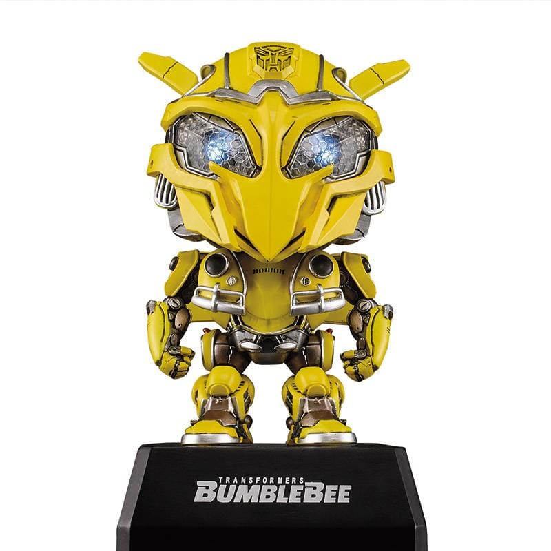High-end Baby Figurines w/Speaker  Bumblebee (Mask)