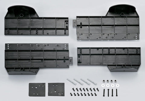 Chassis for decoration
