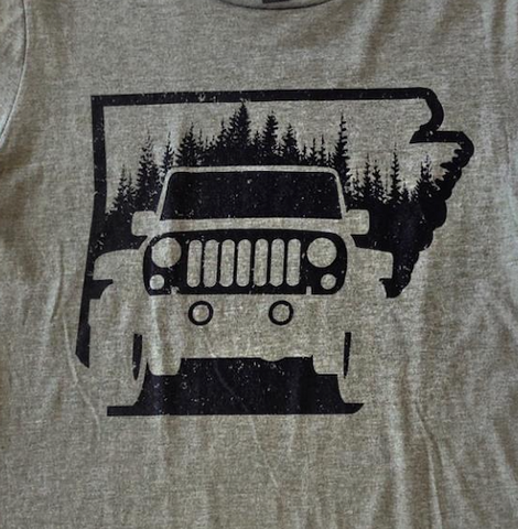 Jeep Arkansas