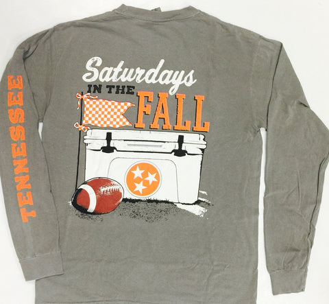 Tennessee Saturday in the Fall