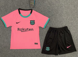 <Barcelona 20/21 Third Youth Kit>
