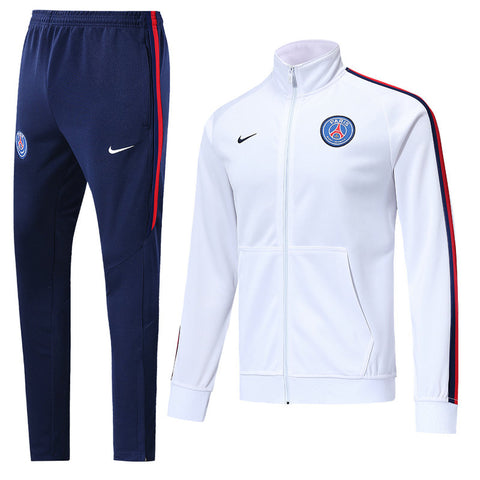 PARIS SAINT GERMAIN FULL-ZIP TRACK JACKET (PANTS SOLD SEPERATELY)