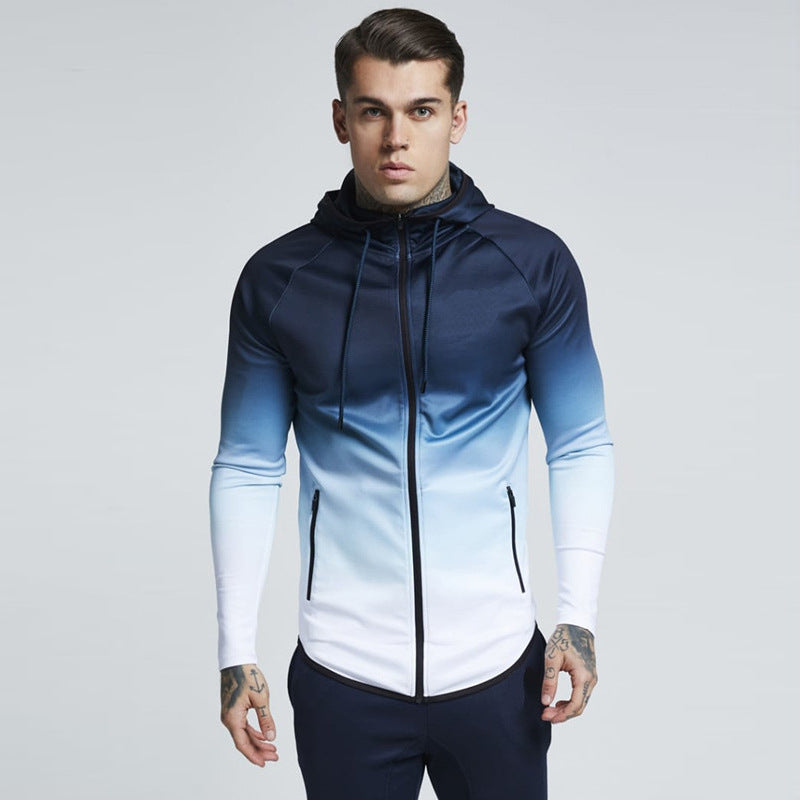 Arriving Soon - Ombre Gym Jacket