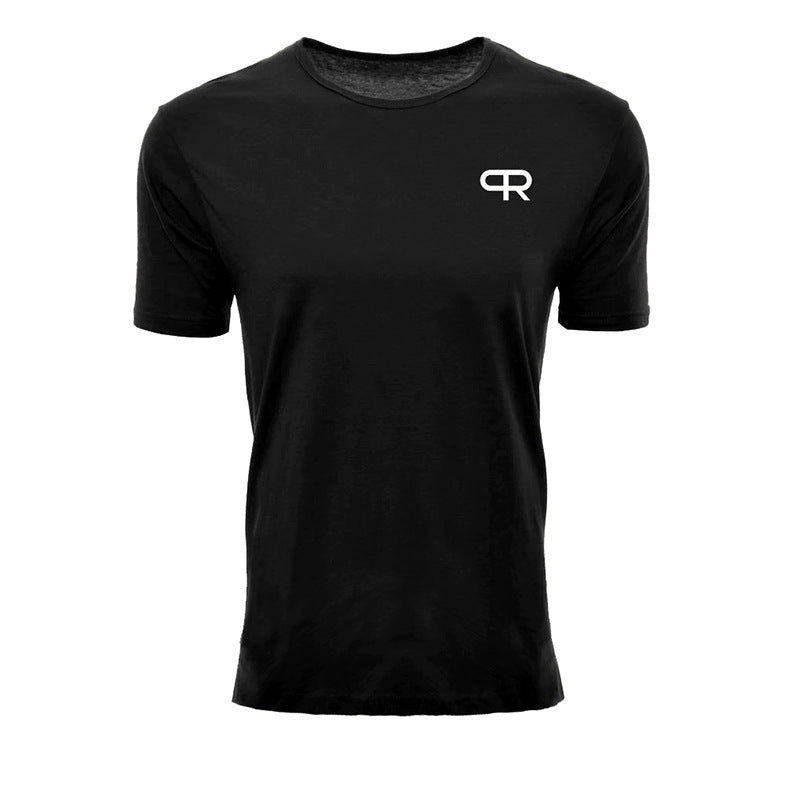 .Basic R Gym Seamless Short Sleeve - Black