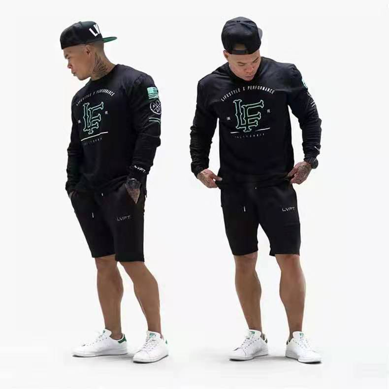 Athelete Long Sleeve - (Black)