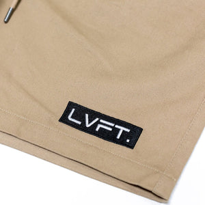 LVFT Shorts (Brown)