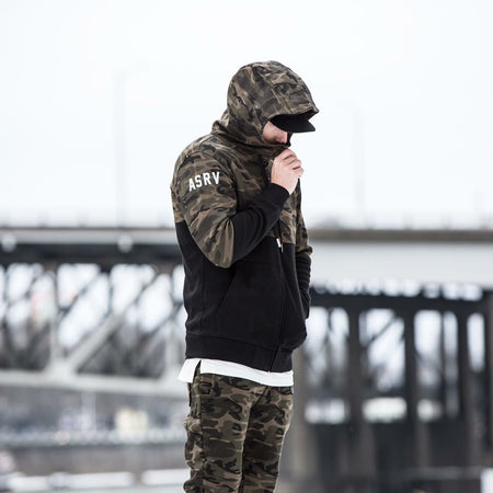 Army Camo Jacket Set