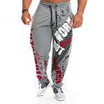 .Warrior Statement Joggers - Grey