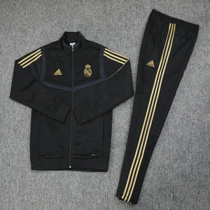 REAL MADRID FULL-ZIP TRACK JACKET (PANTS SOLD SEPERATELY)