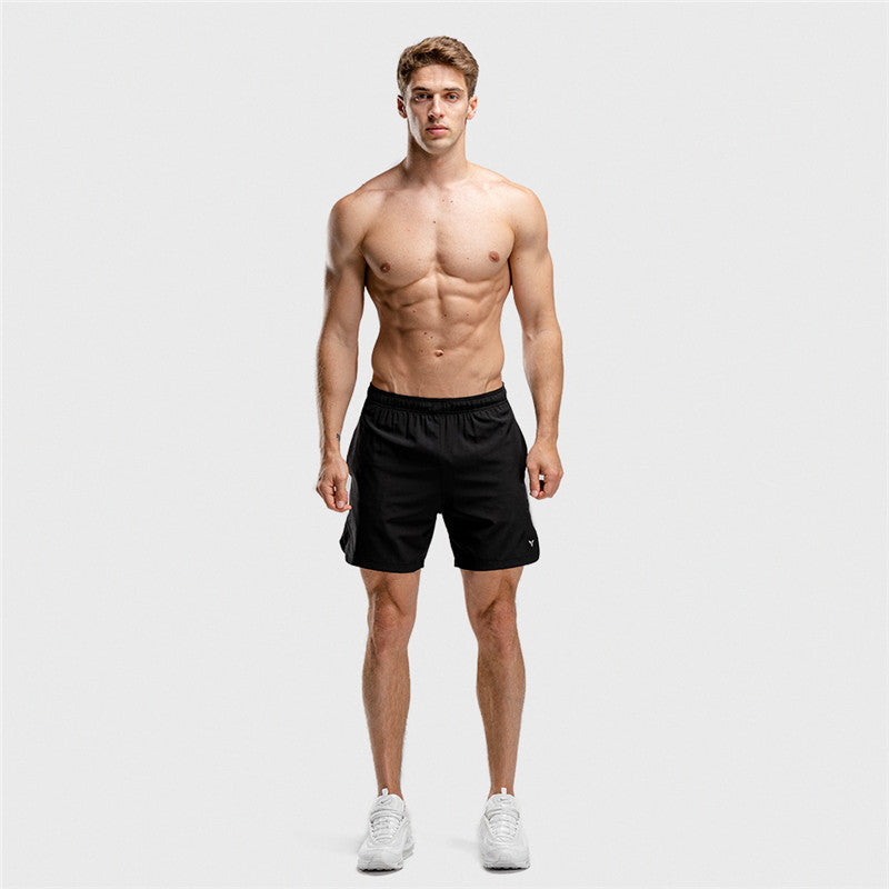 Warriors Shorts - (Black)