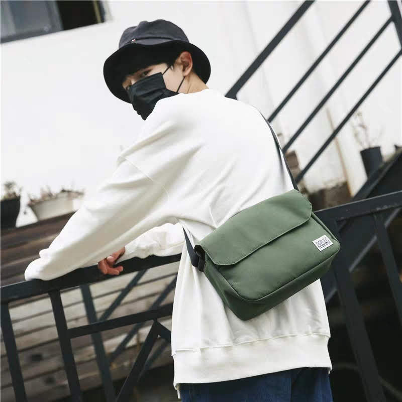 Basic Essential Messenger Bag