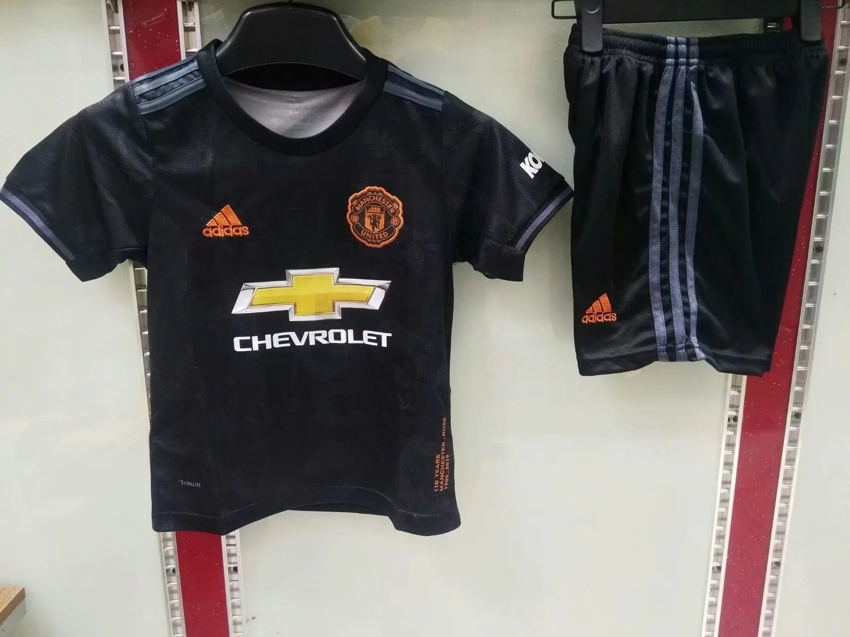 Manchester United 2019-20 Third Youth Kit