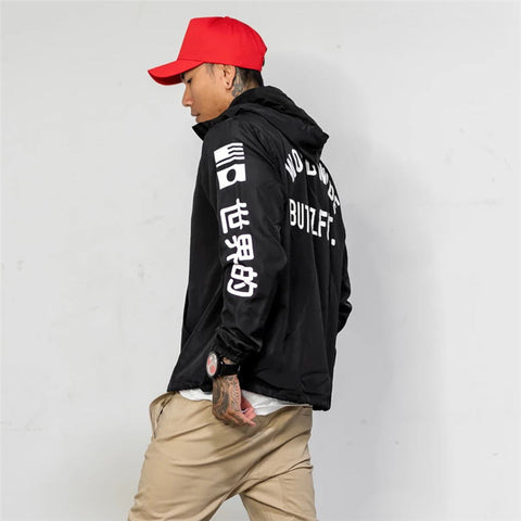 ButzFit Worldwide Jacket (Black)