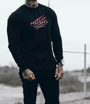 Wolf Claws Long Sleeve
