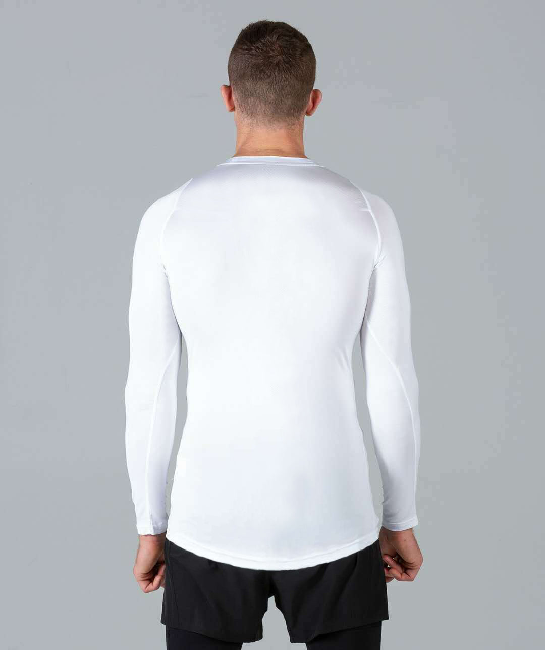 .Body Performance Long Sleeve - White