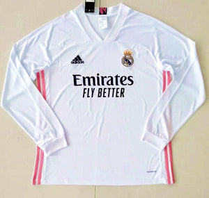 <Real Madrid Home Long Kit 20/21>