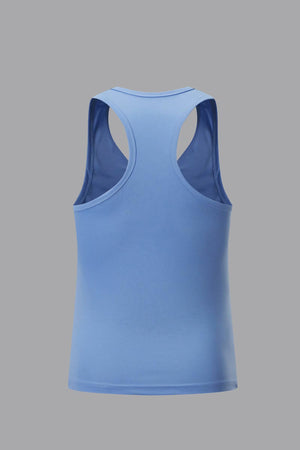 Manchester City Training Soccer Singlet