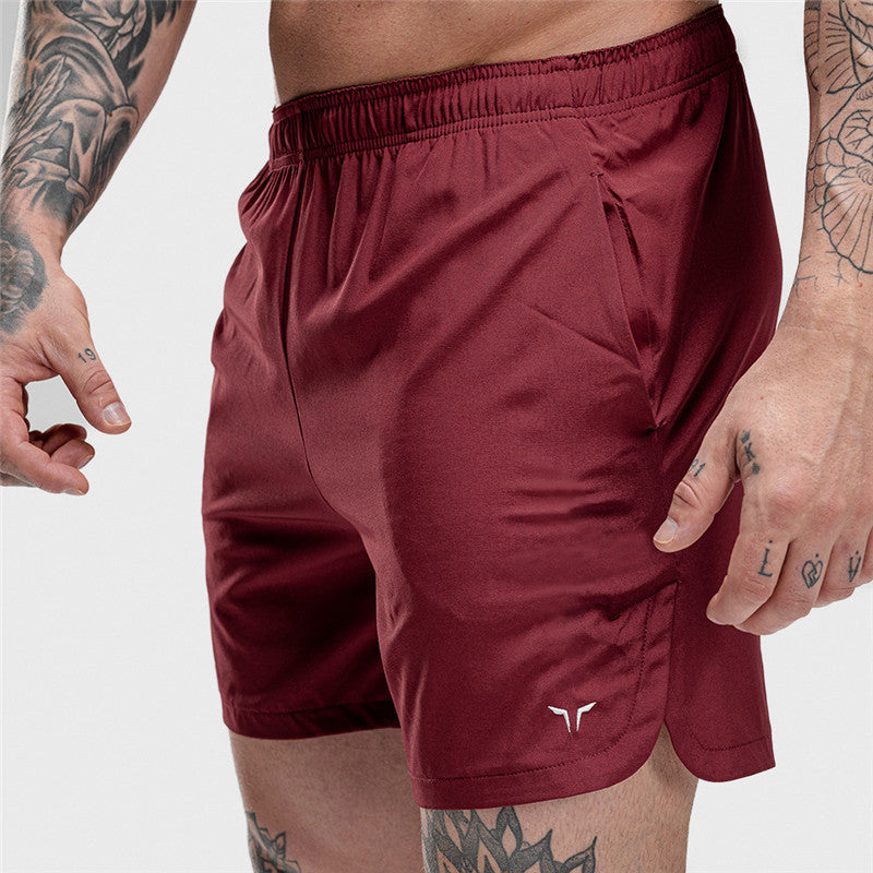 Warriors Shorts - (Red)