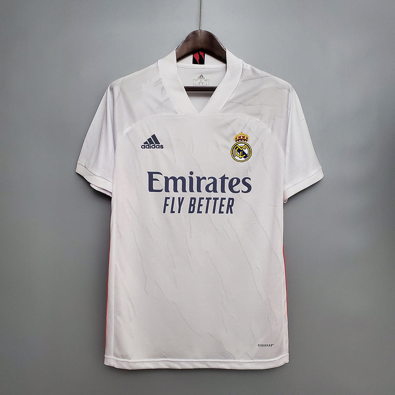 <Real Madrid Home Kit 2020/2021>