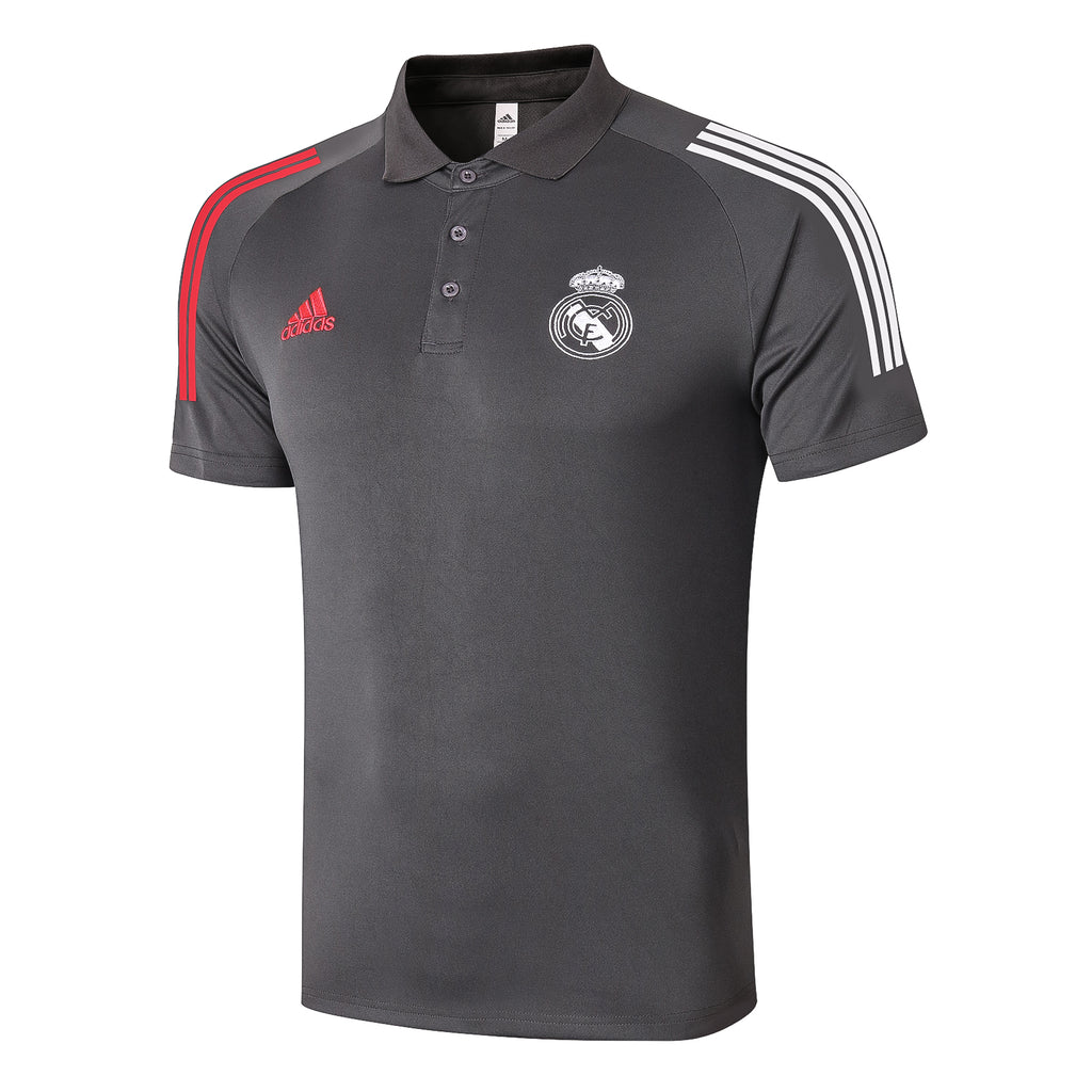 Real Madrid 20/21 Polo Tee