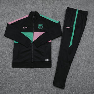 Barcelona 20/21 FULL-ZIP TRACK JACKET (PANTS SOLD SEPERATELY)