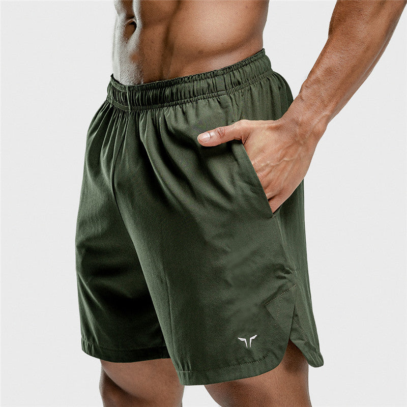 Warriors Shorts - (Green)