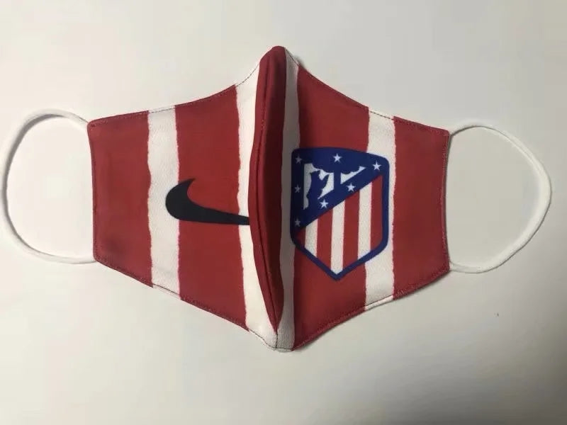 <Atletico Madrid - Adults Face Mask>
