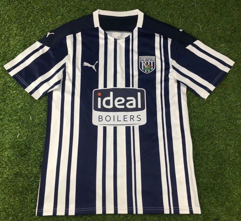 <West Brom Home Kit 20/21>