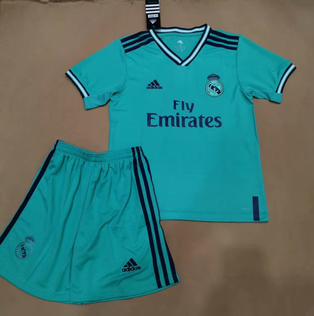 Real Madrid 2019-20 Third Youth Kit