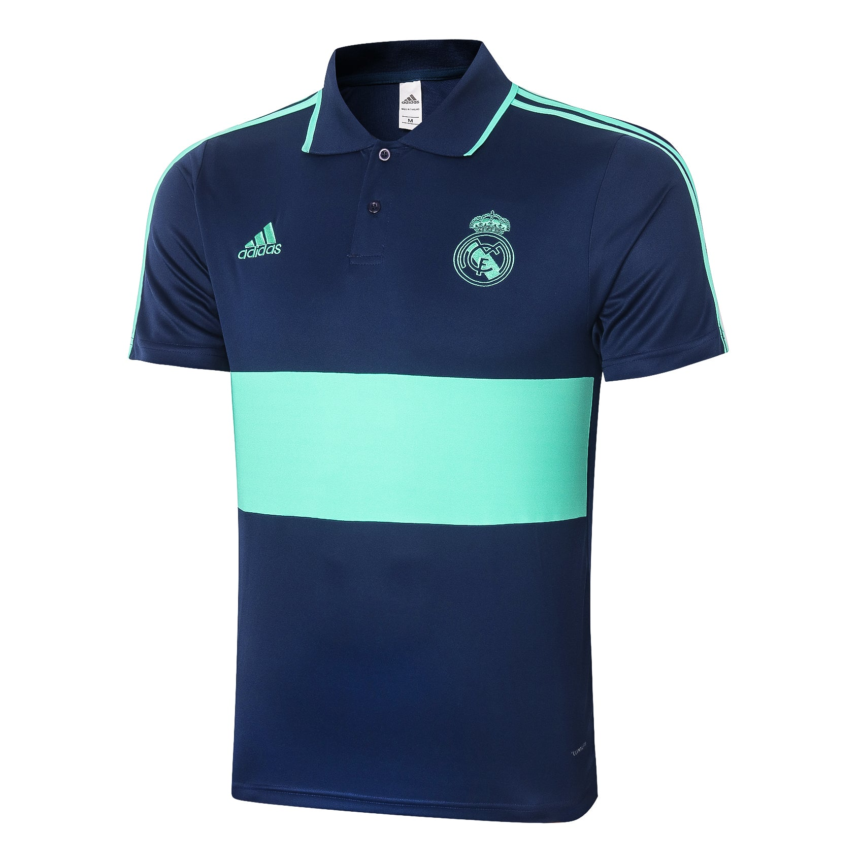 Real Madrid Polo Tee (Blue)