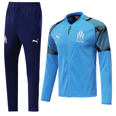 MARSEILLE FULL-ZIP TRACK JACKET (PANTS SOLD SEPERATELY)