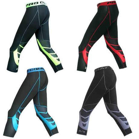 Hypervent 3/4 Bottom Compression Tights