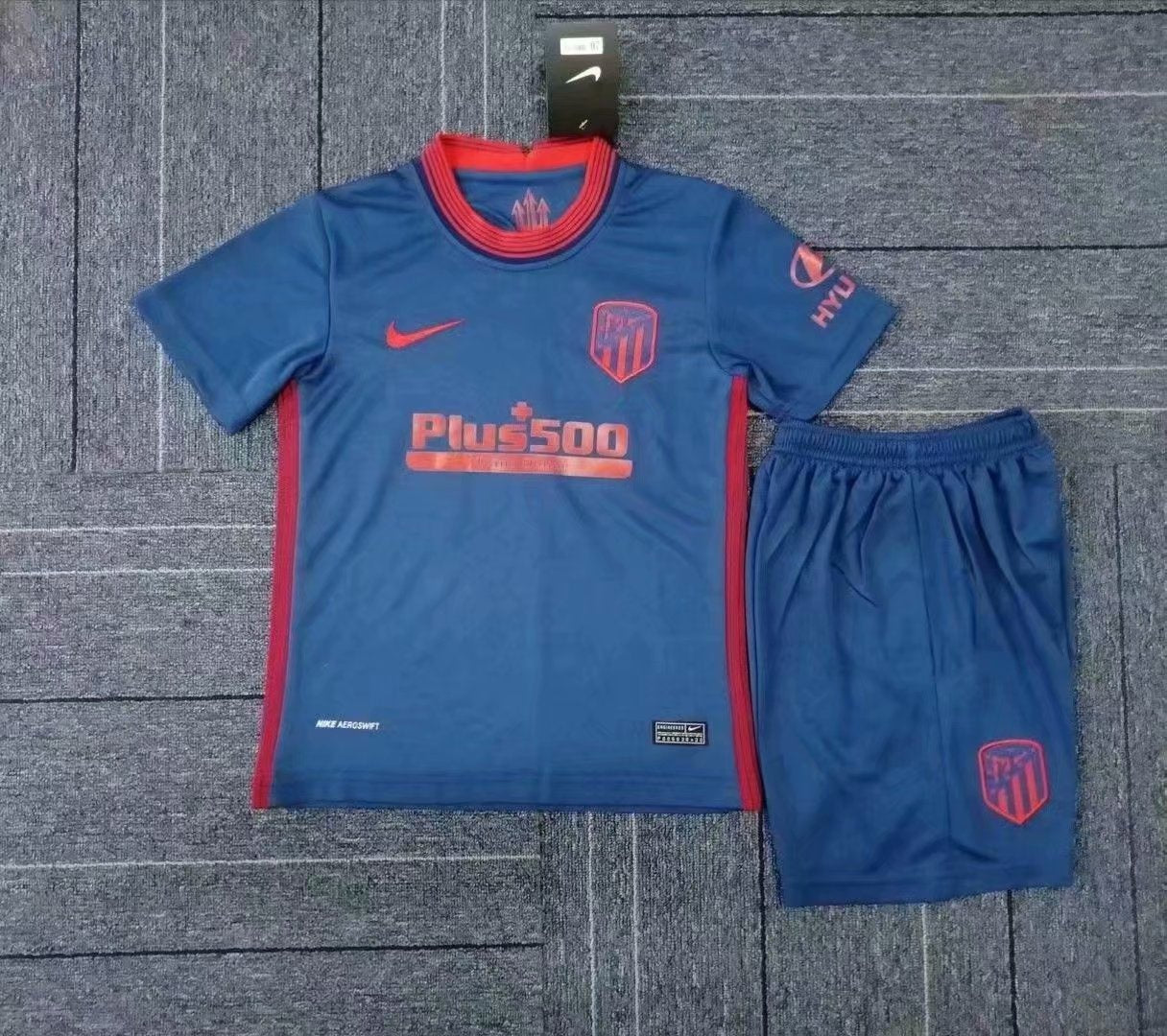 <Atletico Madrid 20/21 Away Youth Kit>
