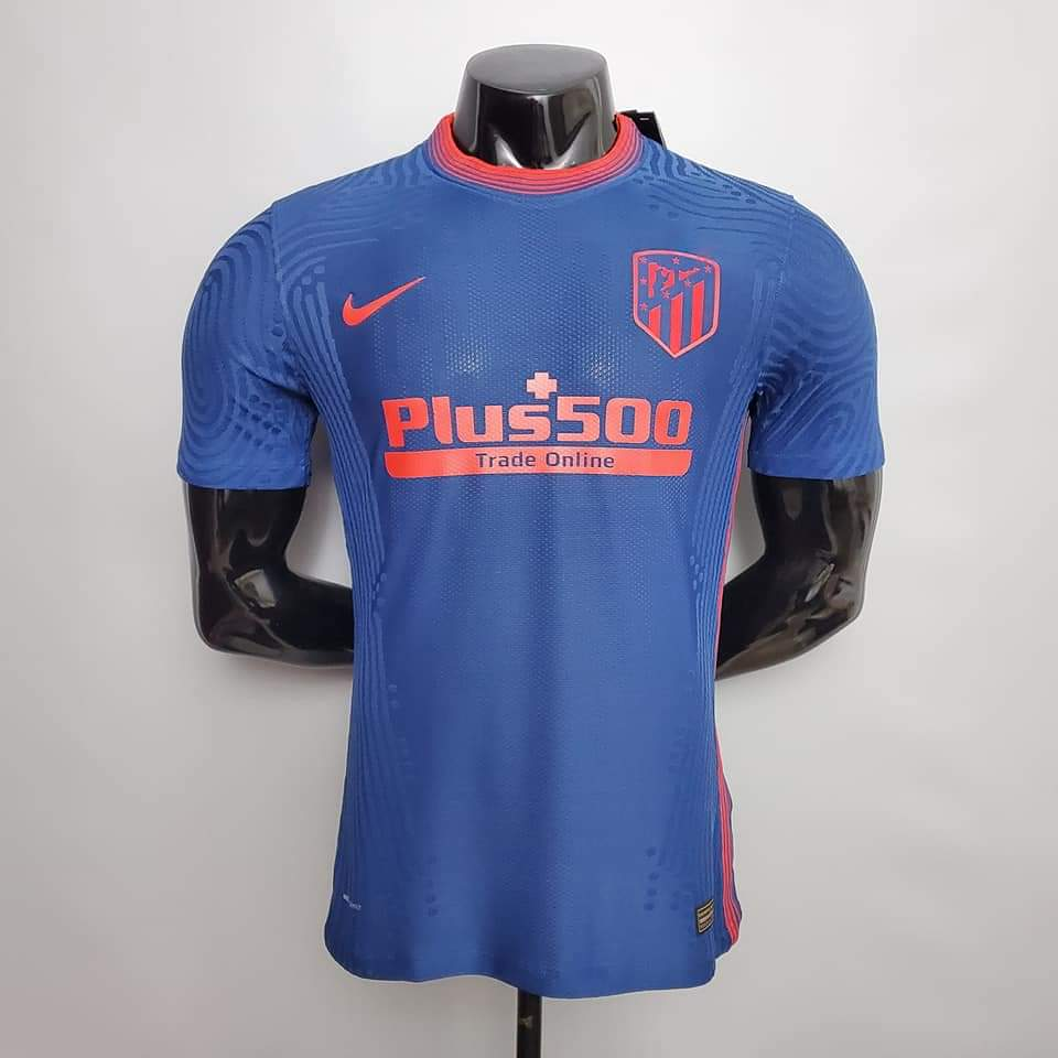 <Atletico Madrid Away 20/21 Player's Version>