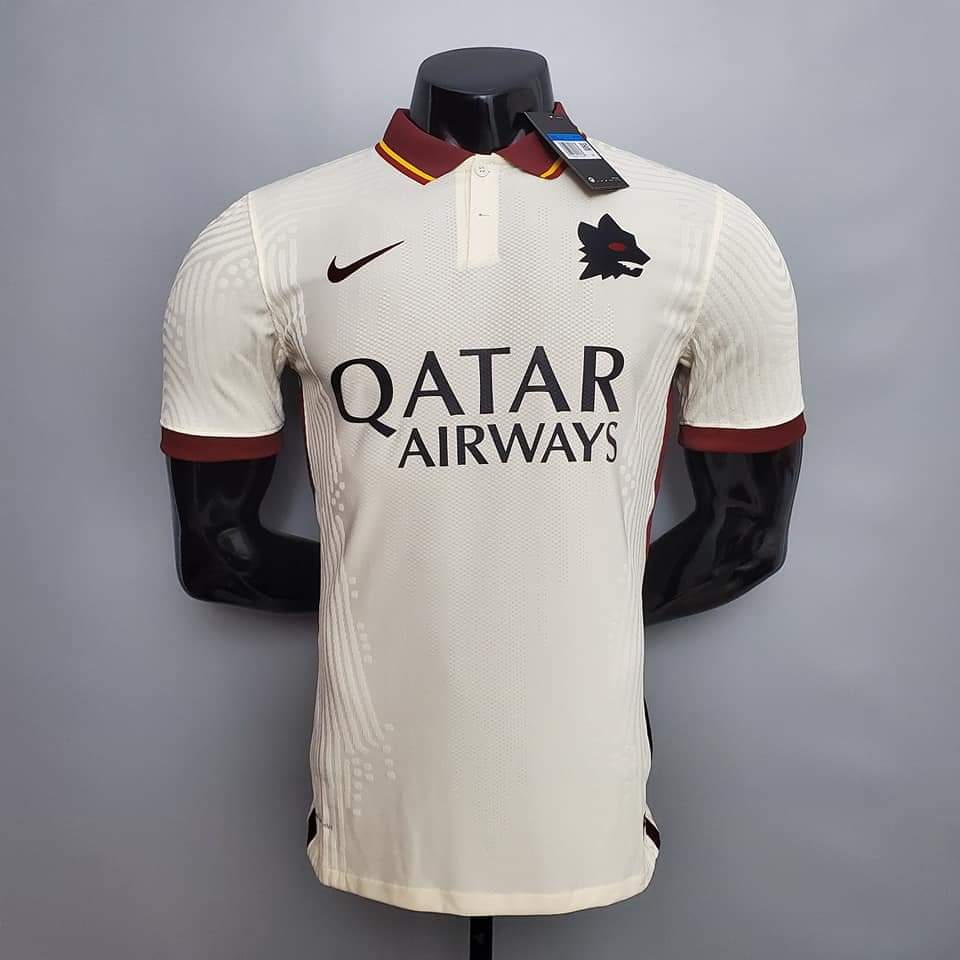 <Roma Away 20/21 Player's Version>