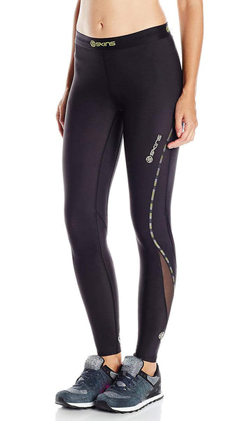 AUTHENTIC - SKINS WOMEN DNAMIC GRADIENT COMPRESSION LONG BOTTOM