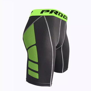 Hypervent Compression Shorts (Green)