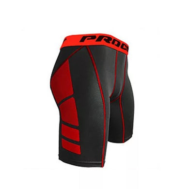 Hypervent Compression Shorts (Red)