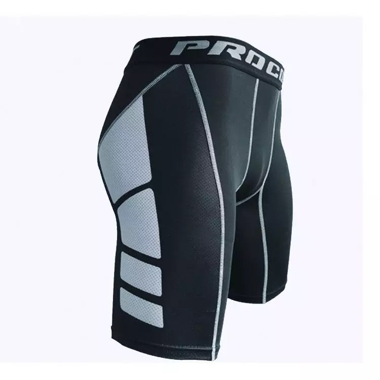 Hypervent Compression Shorts (Grey)